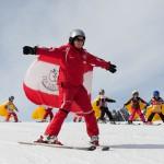 Spaß beim Skifahren (c) Skischule Fiss-Ladis  001
