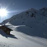 Berghütte mit Panorama (c) www.artinaction.de 001