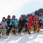 Snowbike (c) Skischule Fiss-Ladis  002